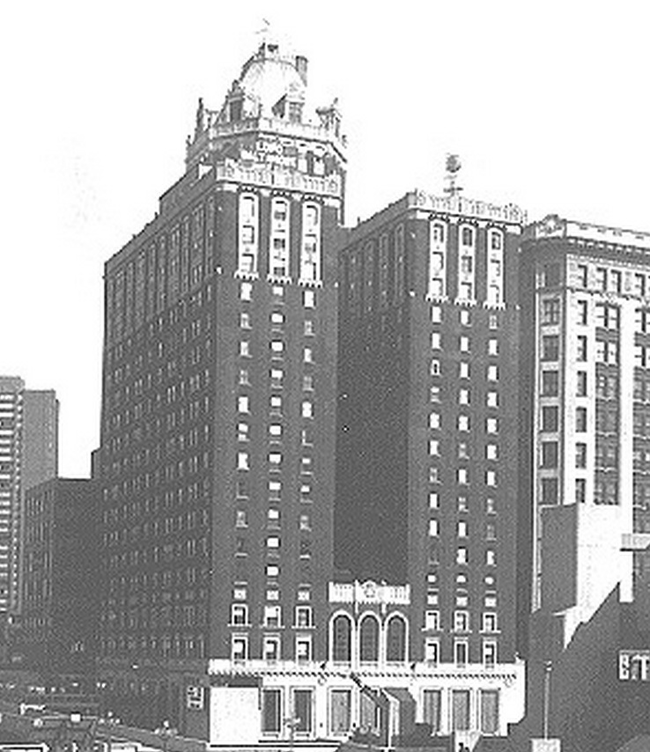 2.) One night long ago on the 19th floor of the Lord Baltimore Hotel in Maryland, a young girl committed suicide. She is said to still roam the halls in a cream dress and playing with her red ball. The elevator also mysteriously stops at the 19th floor sometimes, even when nobody pushed the button.